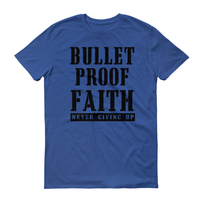 Men's BulletProof Faith short sleeve t-shirt - Deviant Sway