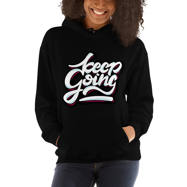 Keep Going Pullover Hoodie