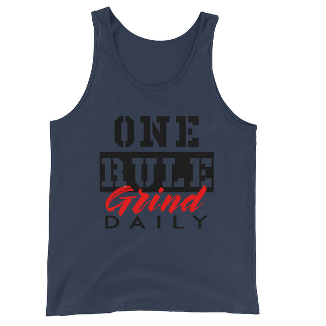 Men's One Rule Grind Daily tank top - Deviant Sway