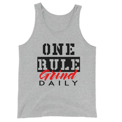 Men's One Rule Grind Daily tank top