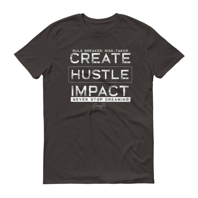 Men's Create Hustle Impact short sleeve t-shirt - Deviant Sway