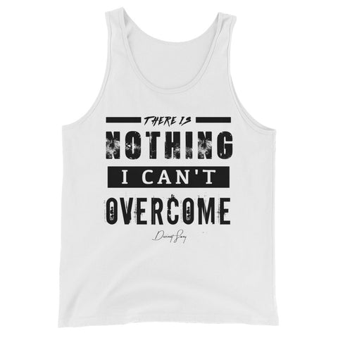 Men's There's Nothing I Can't Overcome Tank Top