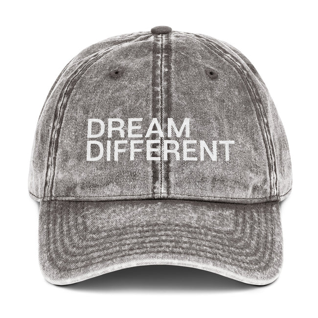 Dream Different Vintage Cap - Deviant Sway