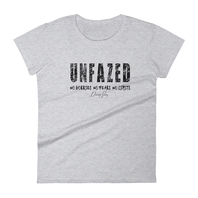 Women's UNFAZED short sleeve t-shirt - Deviant Sway