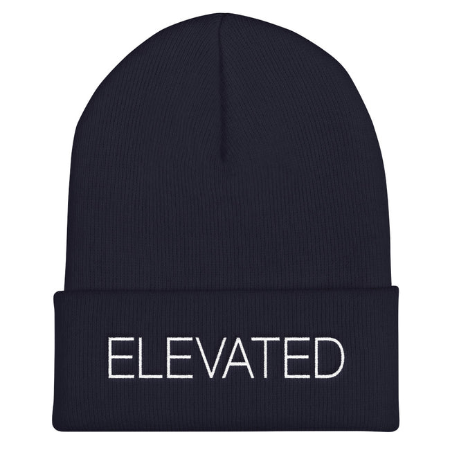 Elevated Cuffed Beanie - Deviant Sway