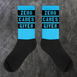Zero Cares Given Athletic Socks