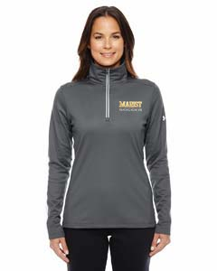 Ladies' Under Armour Qualifier 1/4 Zip - Marist Sports - NEW for 2018!  Please note NOT uniform approved.