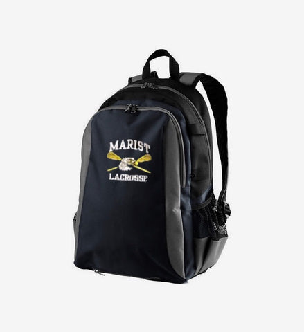 Lacrosse All-Sport Backpack-Navy