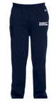 Football - Champion Sweat Pant Youth and Adult Sizes - Navy