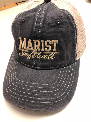 Softball - Trucker Hat - Comfort Colors