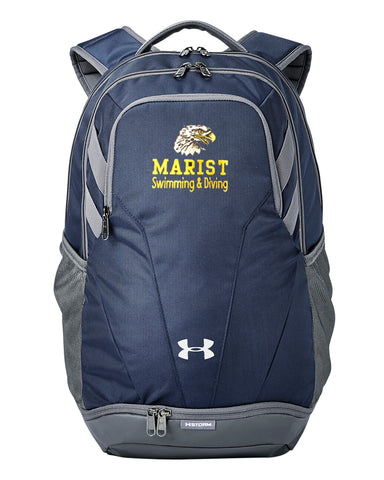 Under Armour Unisex Hustle II Backpack - Swimming and Diving - NEW for 2019!