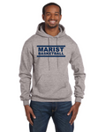 Champion 9 oz. Double Dry Eco Pullover Hood 50/50 YOUTH and ADULT sizes Marist Basketball