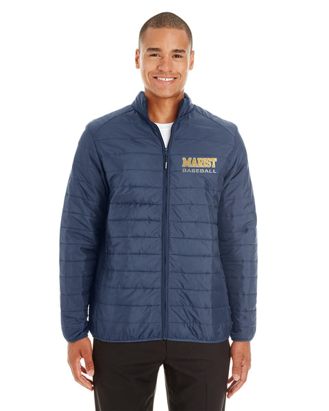 Core 365 Men's Prevail Packable Puffer Jacket - Please note NOT uniform approved