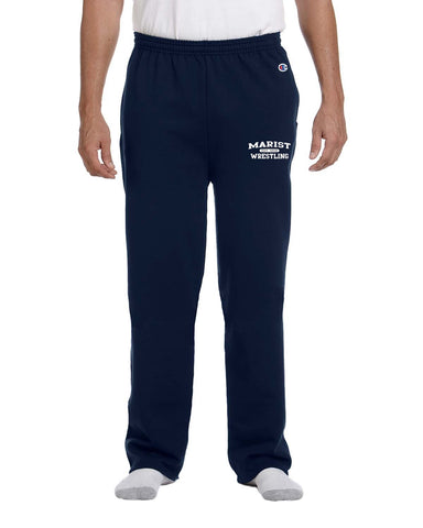 Champion Sweat Pant Youth and Adult Sizes - Wrestling - Navy