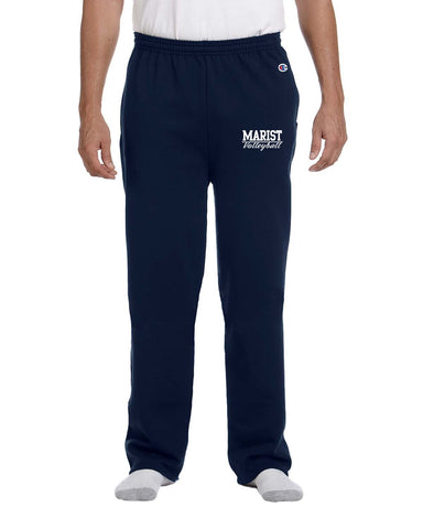 Volleyball - Champion Sweat Pant Youth and Adult Sizes - Navy