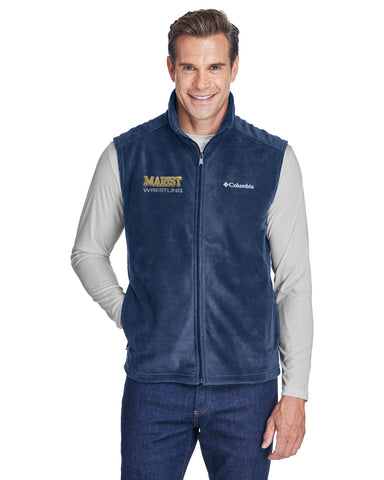 Winter Sports - Columbia Men's Steen's Mountain Vest - Collegiate Navy