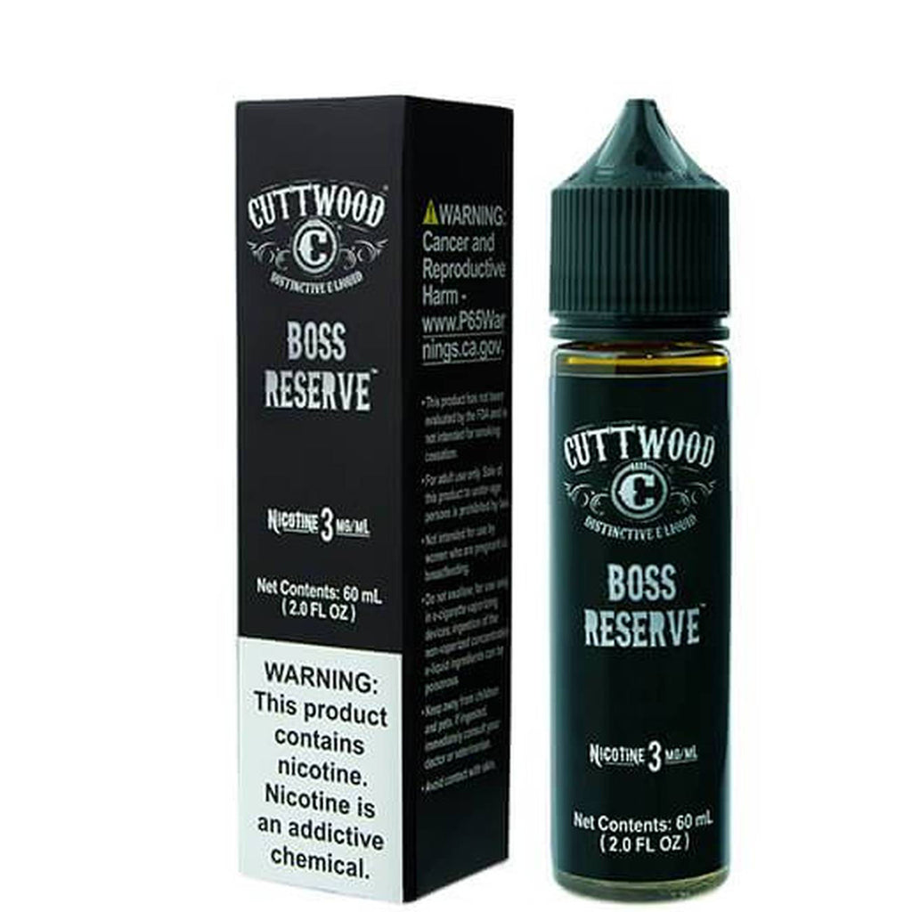 Boss Reserve by Cuttwood (60mL)