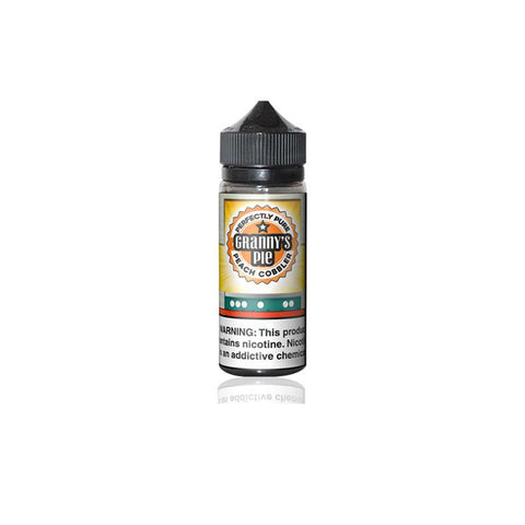 Classics Granny's Pie Peach Cobbler by Vape Breakfast (120mL)