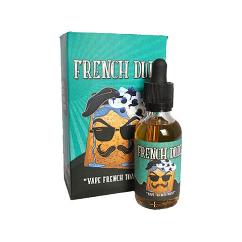 French Dude by Vape Breakfast (60mL) by Vape Breakfast