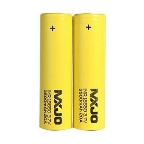 MXJO 3500mah 18650 Battery by MXJO