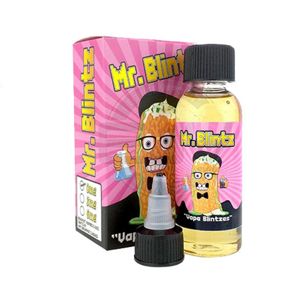Mr Blintz by Vape Breakfast (60mL) by Vape Breakfast
