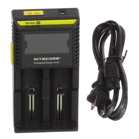 Nitecore Charger D2 Lcd Digicharger by Nitecore