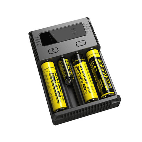 Nitecore Intellicharger I4 Smart Charger by Nitecore