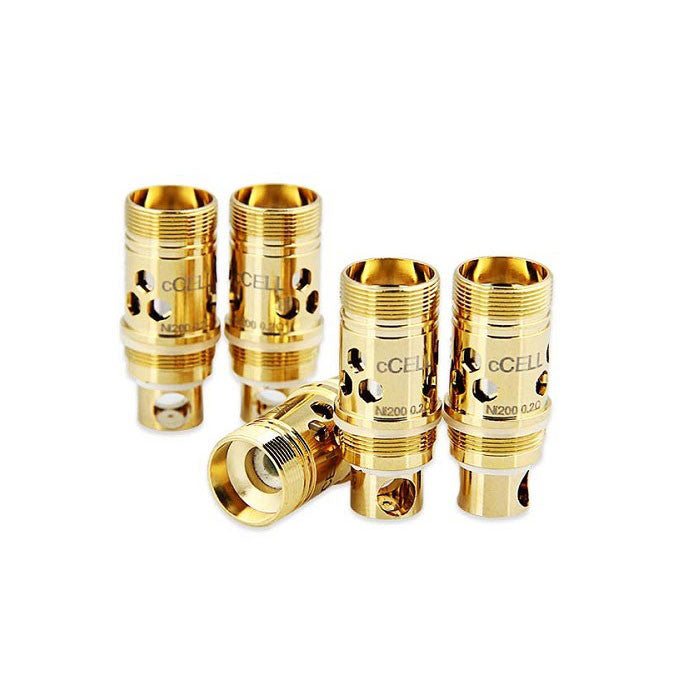 Vaporesso Ceramic cCell Coil (Pack of 5) by Vaporesso