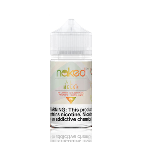 All Melon by Naked 100 (60mL)