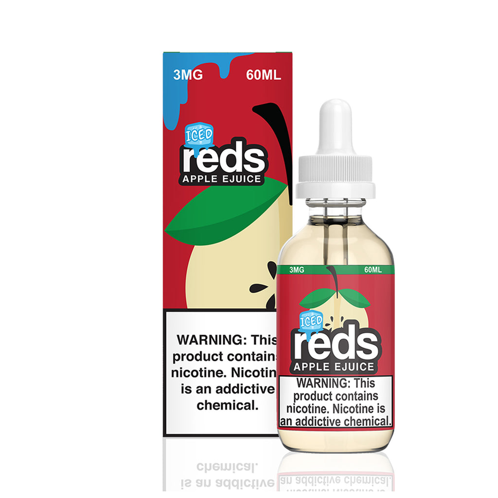 Reds Apple ICED by 7 Daze 60mL