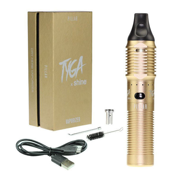 Atmos Tyga x Shine Pillar Vaporizer Kit by Atmos