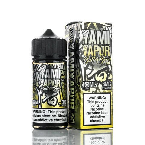 Butter Brew by Yami Vapor (100ml)
