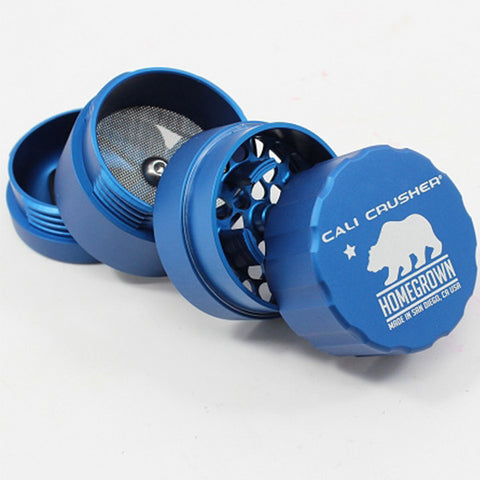Cali Crusher Homegrown Grinder 1.85in 4 Piece Pocket by Cali Crusher