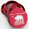 Cali Crusher Homegrown Grinder 2.5in 4 Piece by Cali Crusher