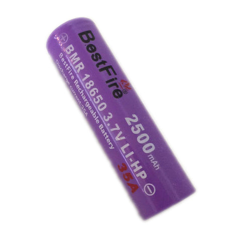 Dr. Dabber Boost Replacement Battery 18650 (2500mAh or greater) by Dr. Dabber