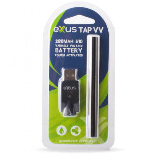 Exxus Tap VV Auto Draw Cartridge Vaporizer