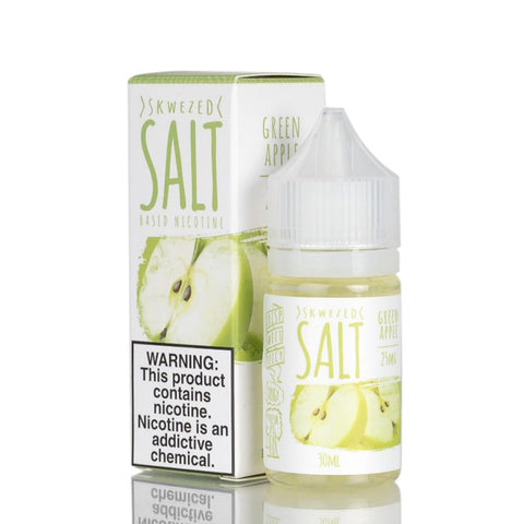 Green Apple SALT by Skwezed (30ml)