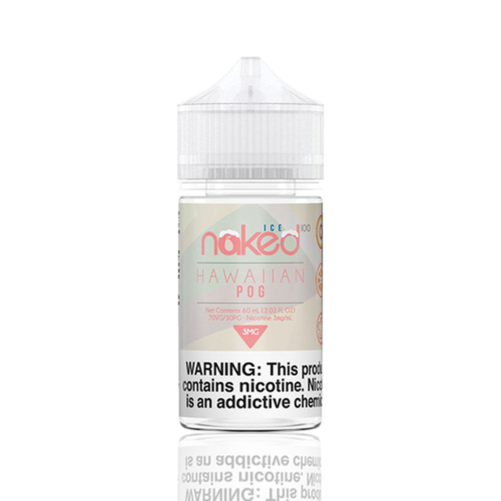 Hawaiian POG ICE by Naked 100 (60mL)