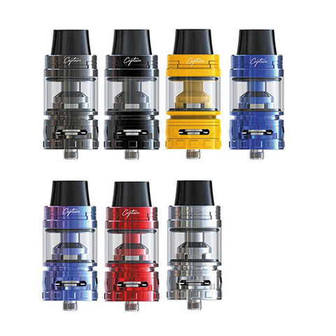 iJoy Captain S Tank 25mm with Sliding Top Fill