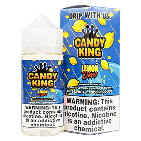 Lemon Drops by Candy King (100ml)