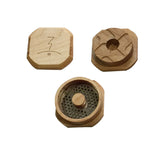 Magic Flight Luanch Box Finishing Grinder Maple - 7