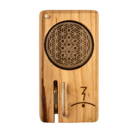 Magic-Flight Launch Box Vaporizer with Etch Design