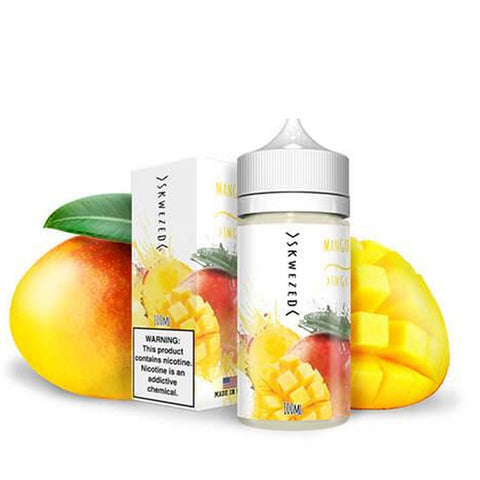 Mango by Skwezed Eliquid (100ML) by Skwezed