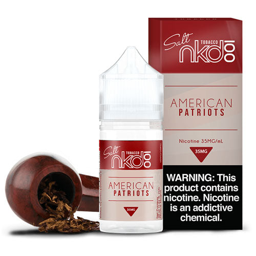 American Patriots SALT by Naked 100 (30ml) by Naked 100