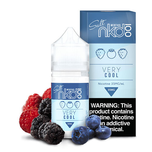 Menthol Berry (Very Cool) SALT by Naked 100 (30ml)