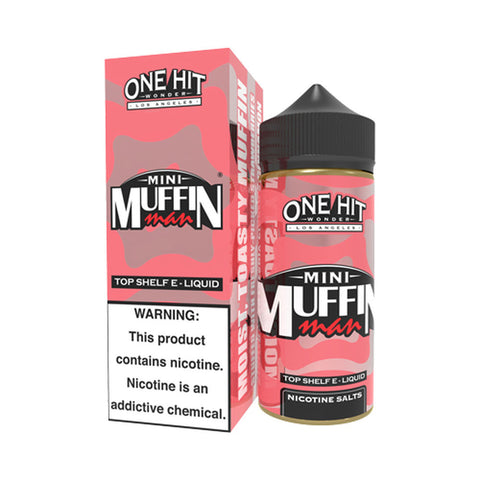 Mini Muffin Man by One Hit Wonder (100mL)