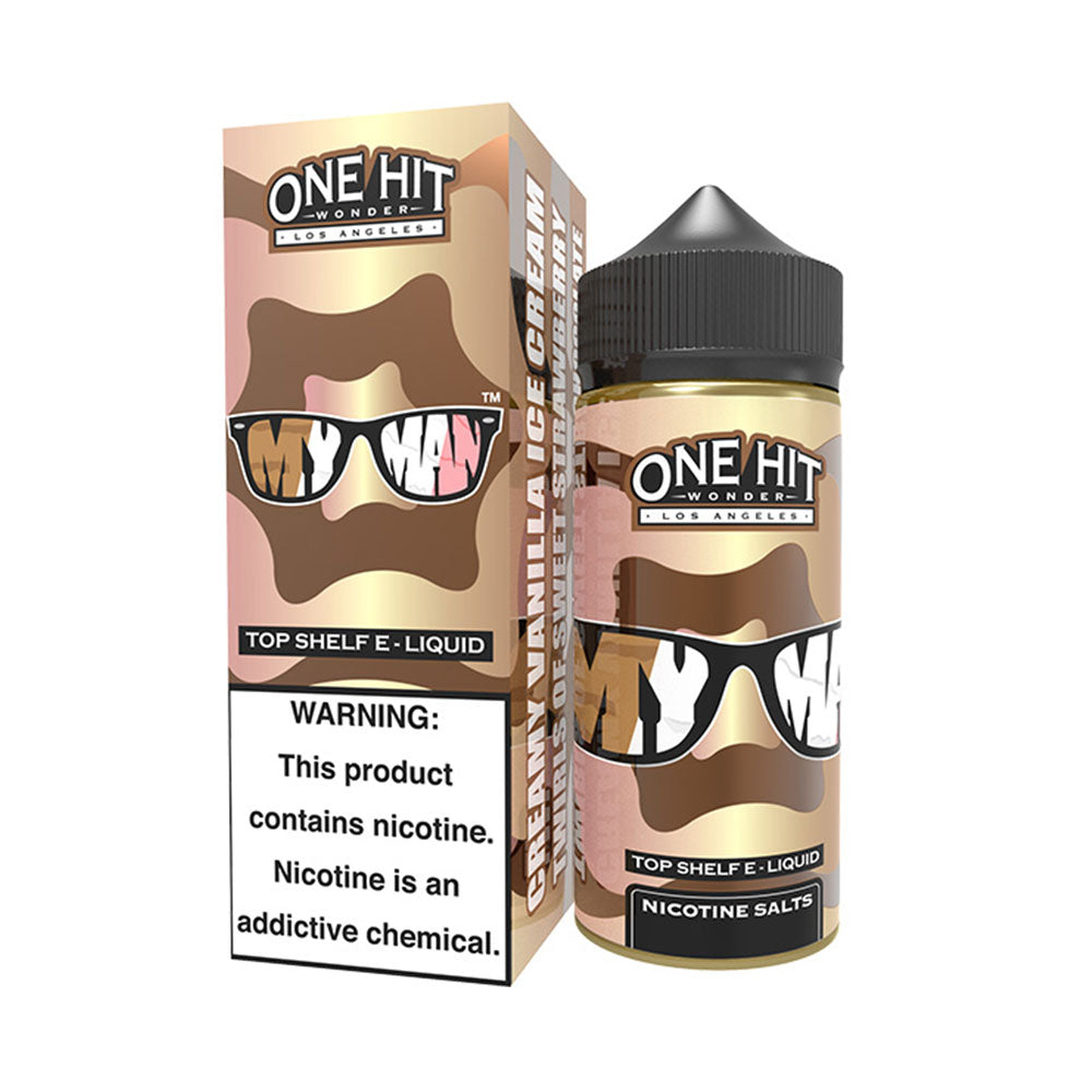 My Man by One Hit Wonder (100mL)