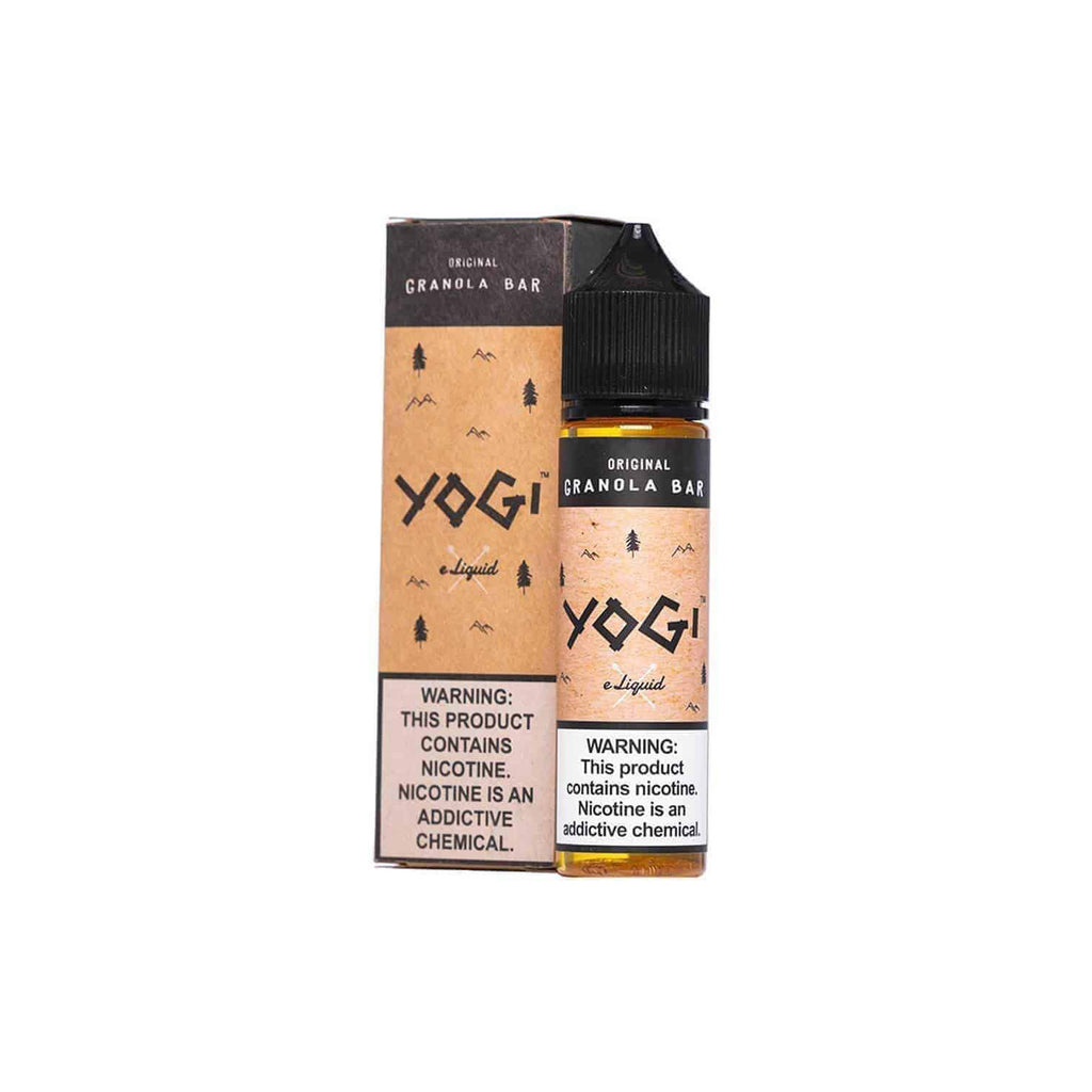 Original Granola by Yogi E-Liquid (60ml)