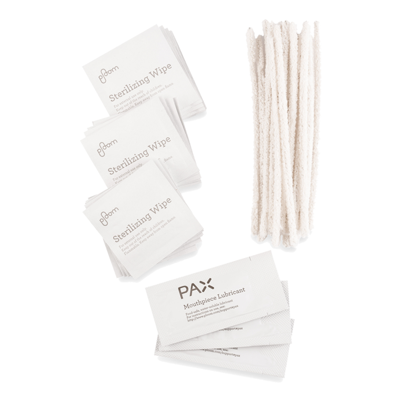 Pax Large Cleaning Kit with 3 Packs of Lubricant