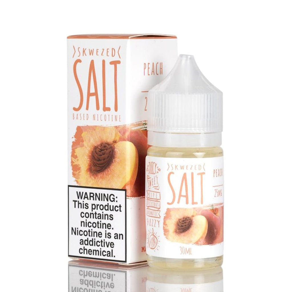 Peach SALT by Skwezed (30ml)